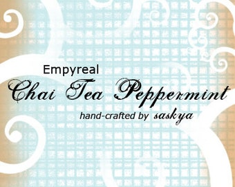 Empyreal Lip Balm - Chai Peppermint - 1 pack of 5