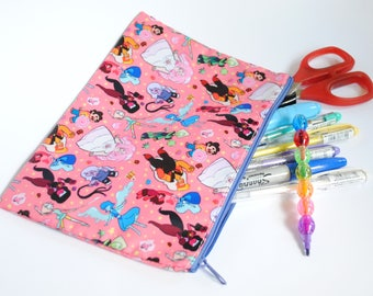 Steven Universe Pencil/Cosmetic Bag