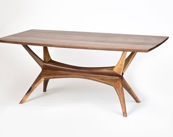 Mid Century Modern Dining Table // Dining Table No. 1
