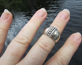 Sterling Silver Ring Thailand SU 925