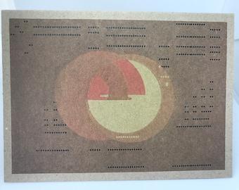 Unfolding Music Gift card