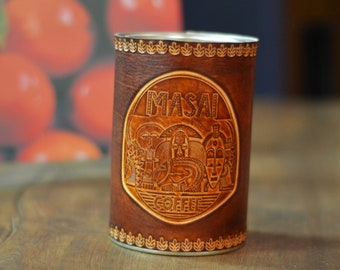 Masai Instant Coffee (Hand-made Leather) 250 Grams