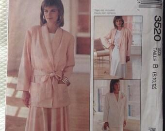 Ladies suit  McCalls pattern