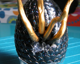 Gold dragon Egg Crystals-Harry Potter-throne of swords-fantastic animals-Iron throne-Fantastic Beasts