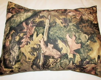 Pet Bed Cover Duvet, True Timber Harvest Camouflage, Canine Cloud Dog Bed Cover 25 x 19, Pet Furniture, Gift
