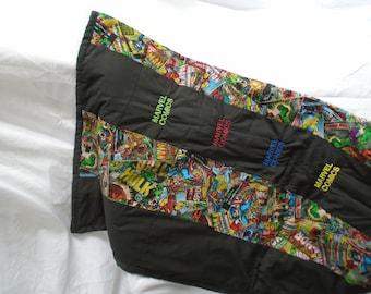 Marvel Comics quilt / blanket