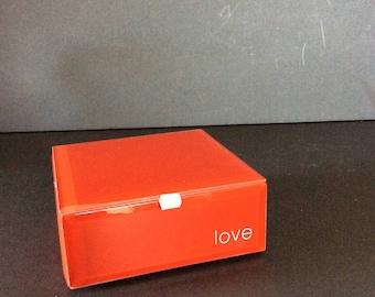 Red Glass Box