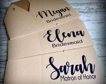 Personalized Gable Box-Great gift box for bridesmaids,groomsmen,bachelorette parties,destination weddings,girls weekends,hotel welcome boxes