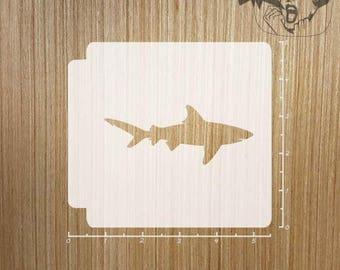 Shark 783-674 Stencil