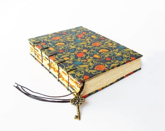 Arboretum Foil - Coptic Guestbook, Teachers Gift, Chistmas Gifts