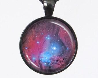 Nebula Necklace- The Cone Nebula NGC 2264 - Galaxy Series