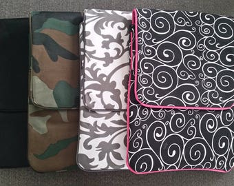 Tablet Sleeve - DIY - for embroidery or heat transfer