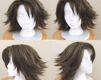 Yuna FFX-2 Cosplay Wig