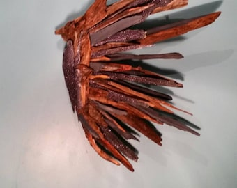 Driftwood Angel wing, Angel, Driftwood art new pricing !