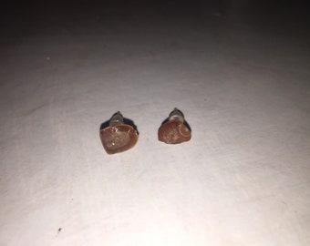 Lake Superior stud earrings