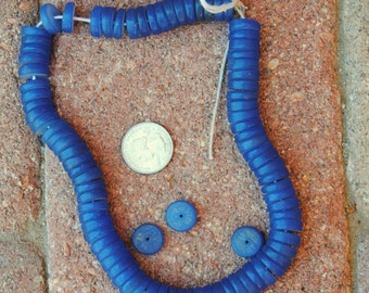 Antique Kakamba Beads 4x13mm
