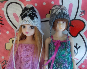 Handmade  hat for Momoko,Barbie,Fashion royalty,pure neemo,licca,but available for lati yellow,littlefee,msd,sd,pullip,blythe.pukifee...