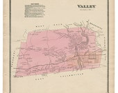 Valley,  PA Witmer 1873 M...