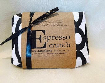 Espresso Crunch - Packaged in Wrapped Container
