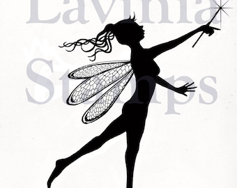 Lavinia Stamps Clear Rubber Stamp - Believe