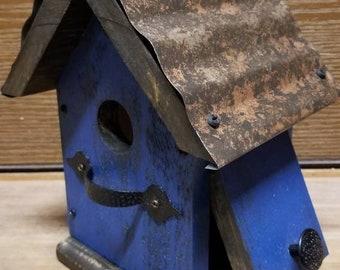 Small Rustic Birdhouse