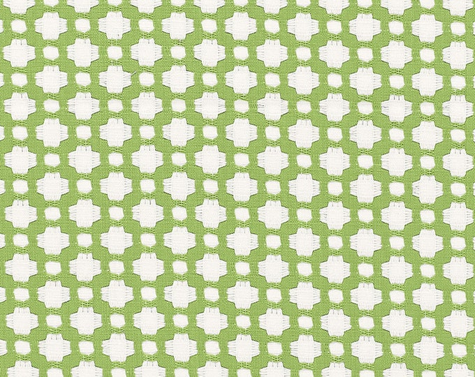 Schumacher Betwixt in in Leaf Designer Pillow Cover -Both Sides or Front Only - Square, Euro and Lumbar Sizes