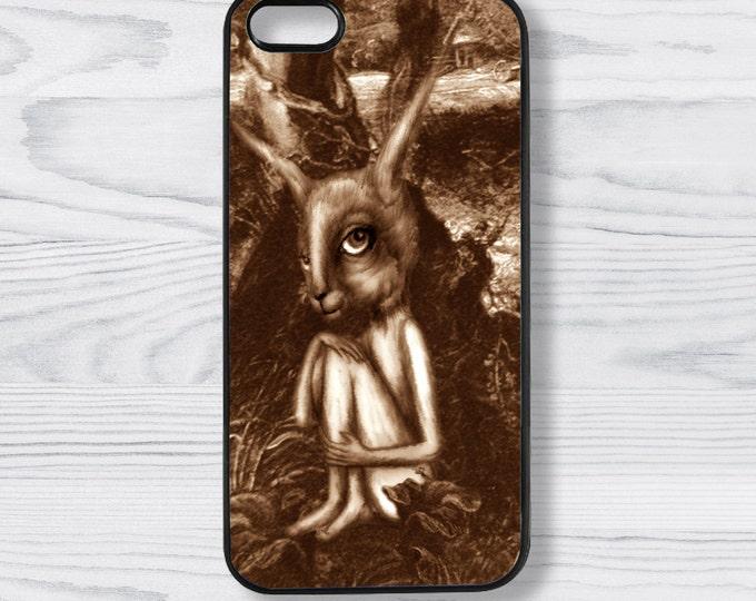 White Rabbit - Phone Case