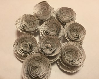 25- Dictionary Roses