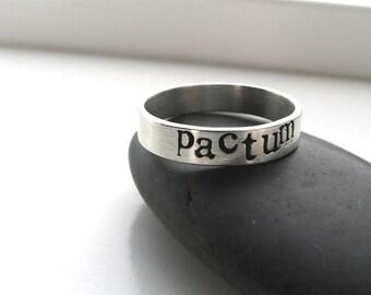 Pactum Serva - made to order