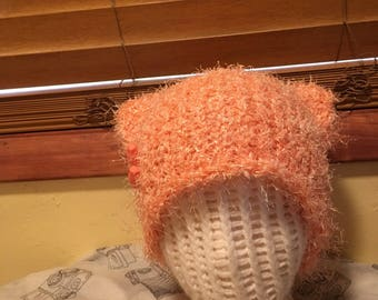 Knit Square Hat