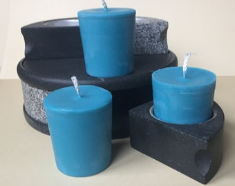 Eucalyptus Scented Soy Wax Votives