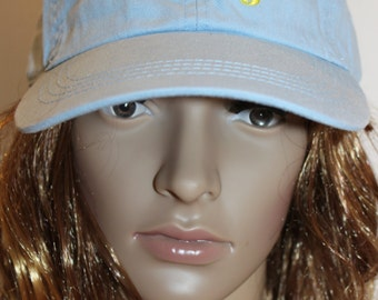 Groovy Personalized Custom Embroidered Cap
