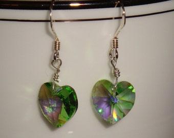 SALE - Lucky Hearts Earrings