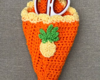 Porte-ciseaux, ananas suspendus porte ciseaux, porte ciseaux réfrigérateur, aimant, crochet, décoration de cuisine