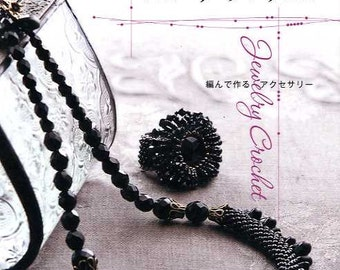 Jewelry Crochet Accessories - Japanese Beading Craft Book