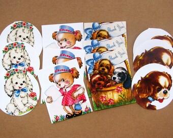 Dog Sticker Assortment