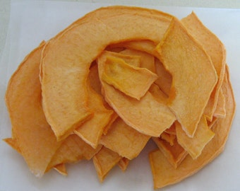 Dried Cantaloupe - 2 oz. - GREAT for you AND your dog