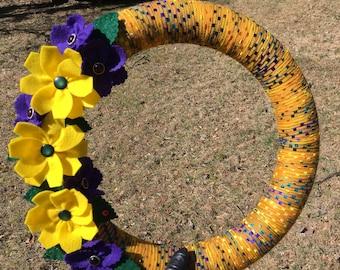 Sunny Springtime Wreath