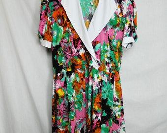 Funky retro dress