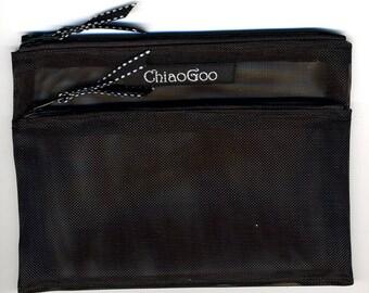 ChiaoGoo Black Accessory Pouch