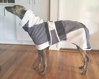 Greyhound LRG size Fleece Coats - Carson Color