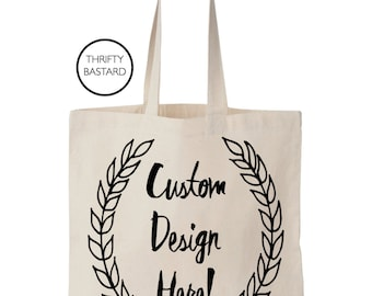 Create the perfect tote bag! Great for weddings, vacations, bachelorette parties, gifts and more.