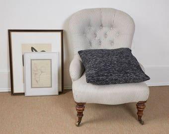 Pepper Marl Cushion