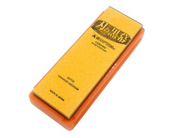 Shapton #1000 Ceramic Whetstone Orange Sharpen Knife Sharpening Stone