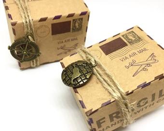 Candy Box, World globe or compass