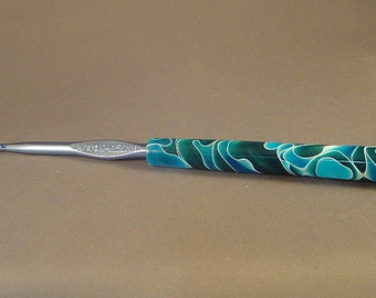 Size K crochet hook