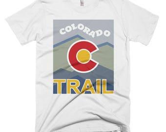 Colorado Trail Hiking Short-Sleeve T-Shirt
