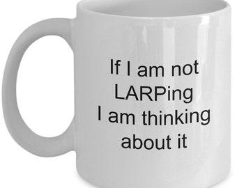 LARP Coffee Mug Larping Mug