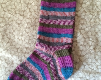 REDUCED PRICE !!! Hand-knits Socks