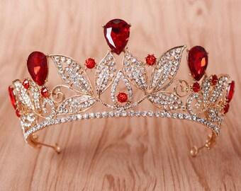 Bridal Crown Aischa